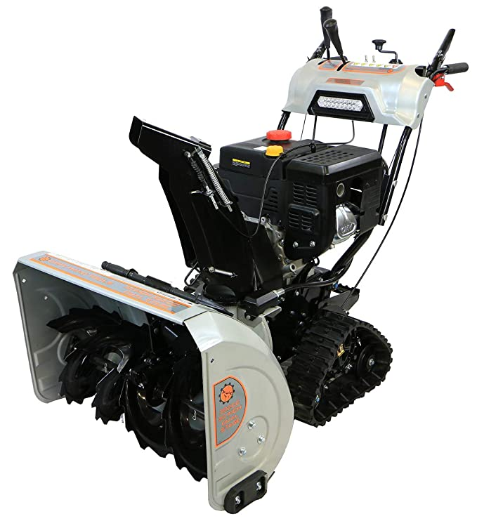 dirty hand tools snow blower review