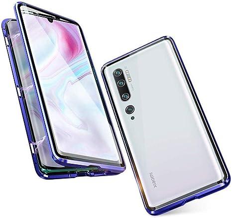 Ferilinso Cover per Xiaomi Mi Note 10 /Note 10 PRO Cover Trasparente