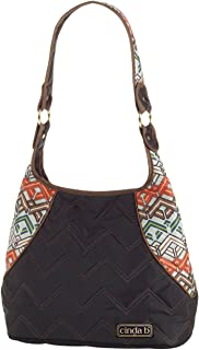 product image for Cinda b. Mini Hobo, Ravinia Black, One Size