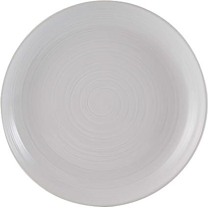 Bianco Piatto piano in gr/ès porcellanato William Mason Mason Cash 2002.077 colore