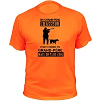 AtooDog Tee Shirt Chasse Grand Père Chasseur