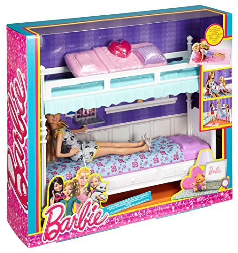 Barbie Sisters Stacie Doll With Bunkbeds Buy Online In