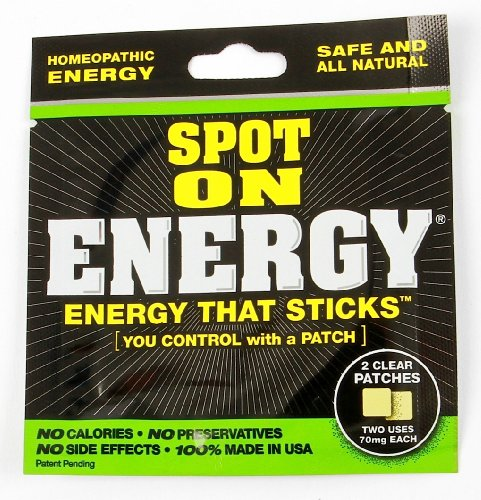 Bestselling Energy Patches