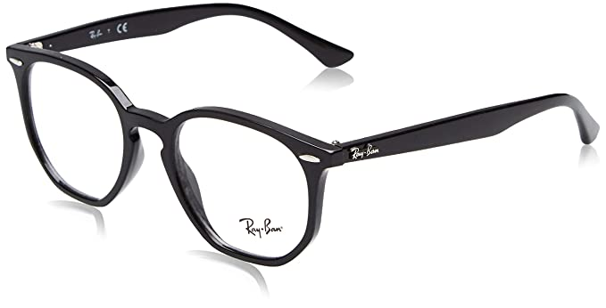 0f836dffc9 Ray-Ban Unisex Adults  0RX 7151 2000 50 Optical Frames