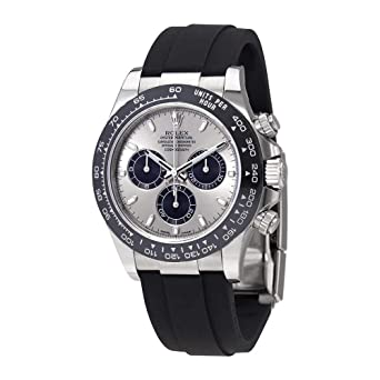Amazon Com Rolex Oyster Perpetual Cosmograph Daytona 18k White Gold