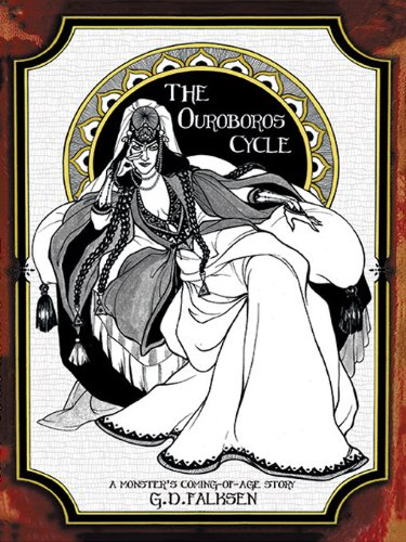 The Ouroboros Cycle, Book One: A Monster's Coming of Age Story -