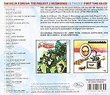 Awake in a Dream: Project 3 Recordings