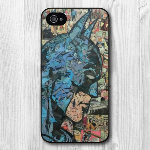 New Retro Design Comic Book Pattern Protective Hard Phone Cover Skin Case For iPhone 4 4s +Screen Protector