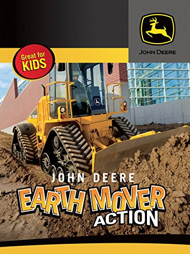 John Deere Earth Mover Action (Earth Music Book)