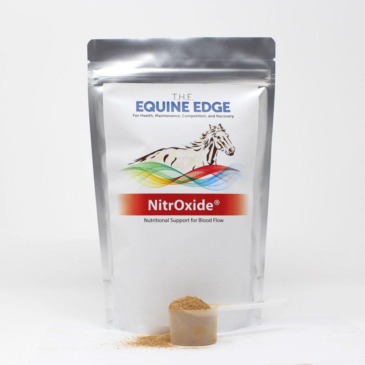 T.H.E. Equine Edge NitrOxide - Blood Flow Supplement, 30 Servings