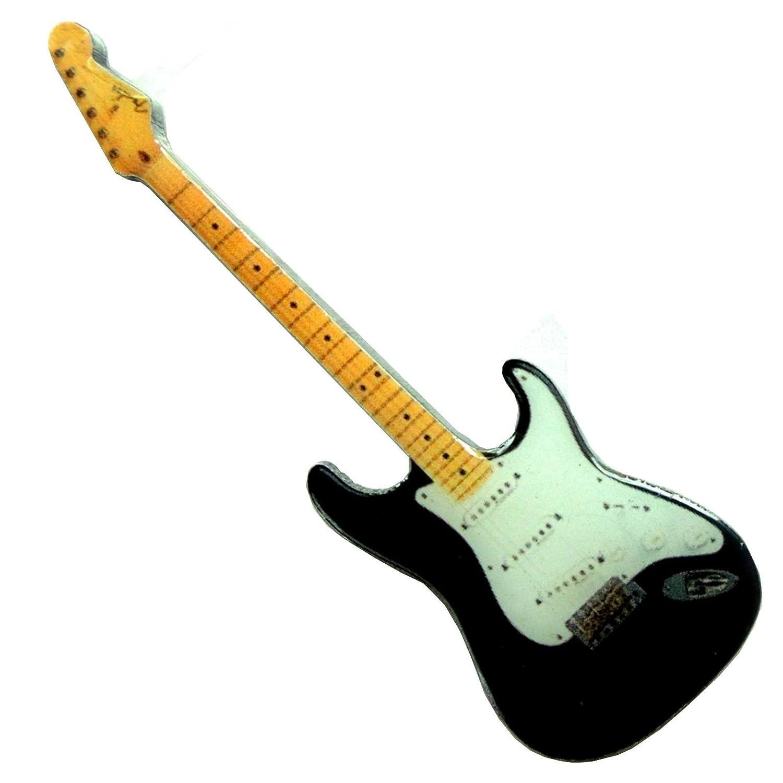 Magnete in metallo - Eric Clapton - FENDER STRATOCASTER NERA Eurasia1