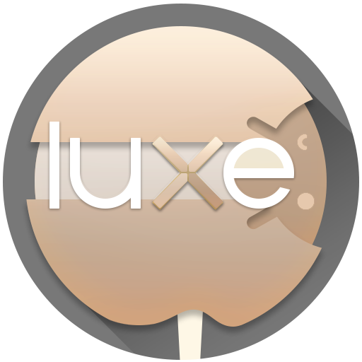 Gold Icon - LUXE - Icon Pack