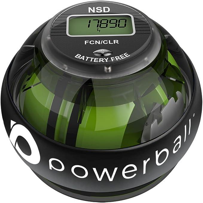 Powerball NSD 280Hz Autostart Ejercitador de Brazo, y Fortalecedor ...
