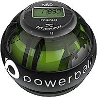 Powerball NSD 280Hz Autostart Ejercitador de Brazo, y Fortalecedor de Antebrazos, Mano y Muñeca
