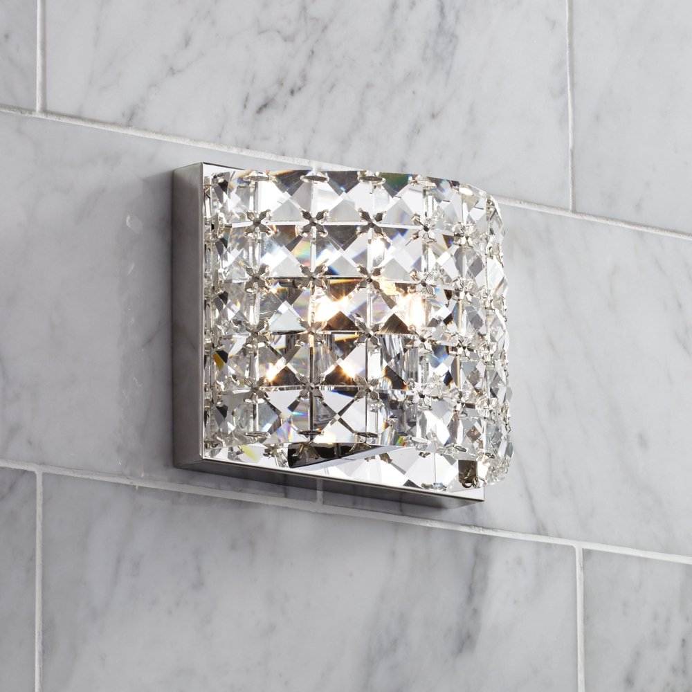 Vienna full spectrum cesenna 5 high crystal wall sconce vienna full spectrum cesenna 5 high crystal wall sconce amazon amipublicfo Gallery