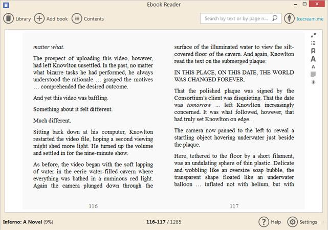 Amazon icecream ebook reader pro download software fandeluxe Gallery