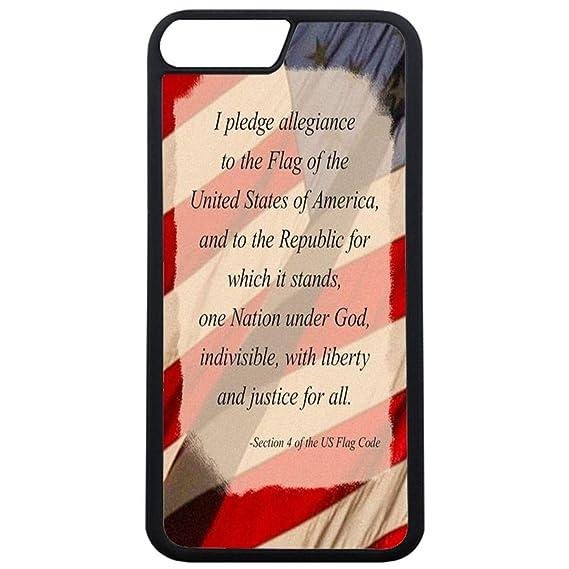 iPhone 7 Plus Case,iPhone 8 Plus Case Patriotic US Flag,iPhone 7 Plus