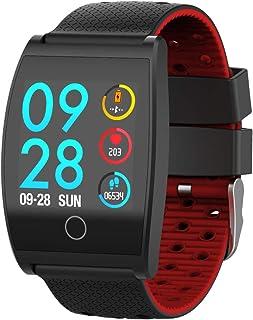 Lixada Smart Sports Bracelet Ultra-Long Standby Time Step Calories Heart Rate Blood Pressure Sleeping Monitor Message Reminder Stopwatch Fitness Sports Smart Bracelet