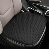 Tsumbay Ice Silk Car Seat Cushion Car Mesh Breathable Cool Seat Cushion for Summer,Pain Relief Memory Foam Seat Cover…