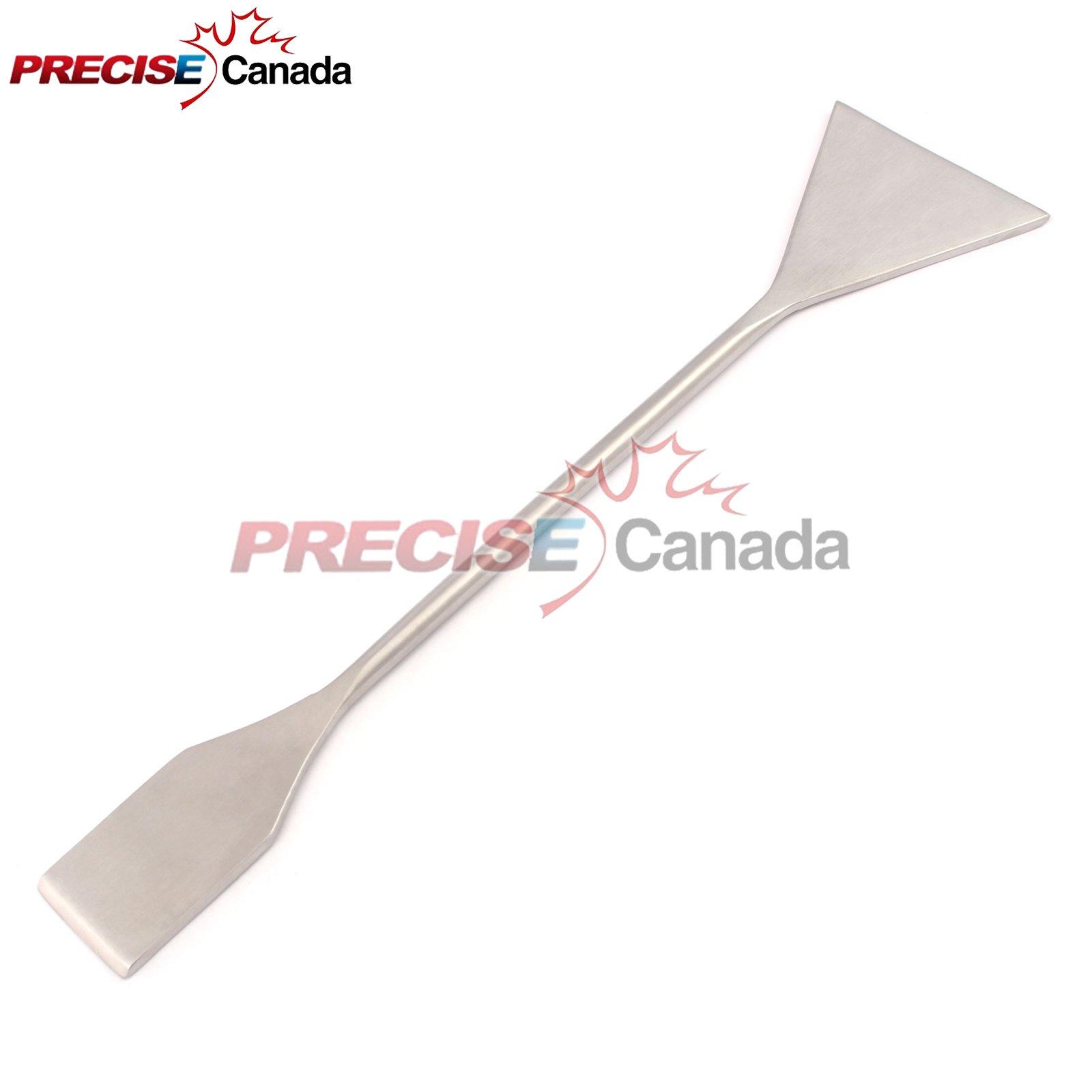PRECISE CANADA Aquarium Tools, Stainless Steel Aquarium Curved Scissor Straight Tweezers Curved Tweezers Spatula Aquascaping Tools Kit For Fish Tank Plants by PRECISE CANADA (Image #3)