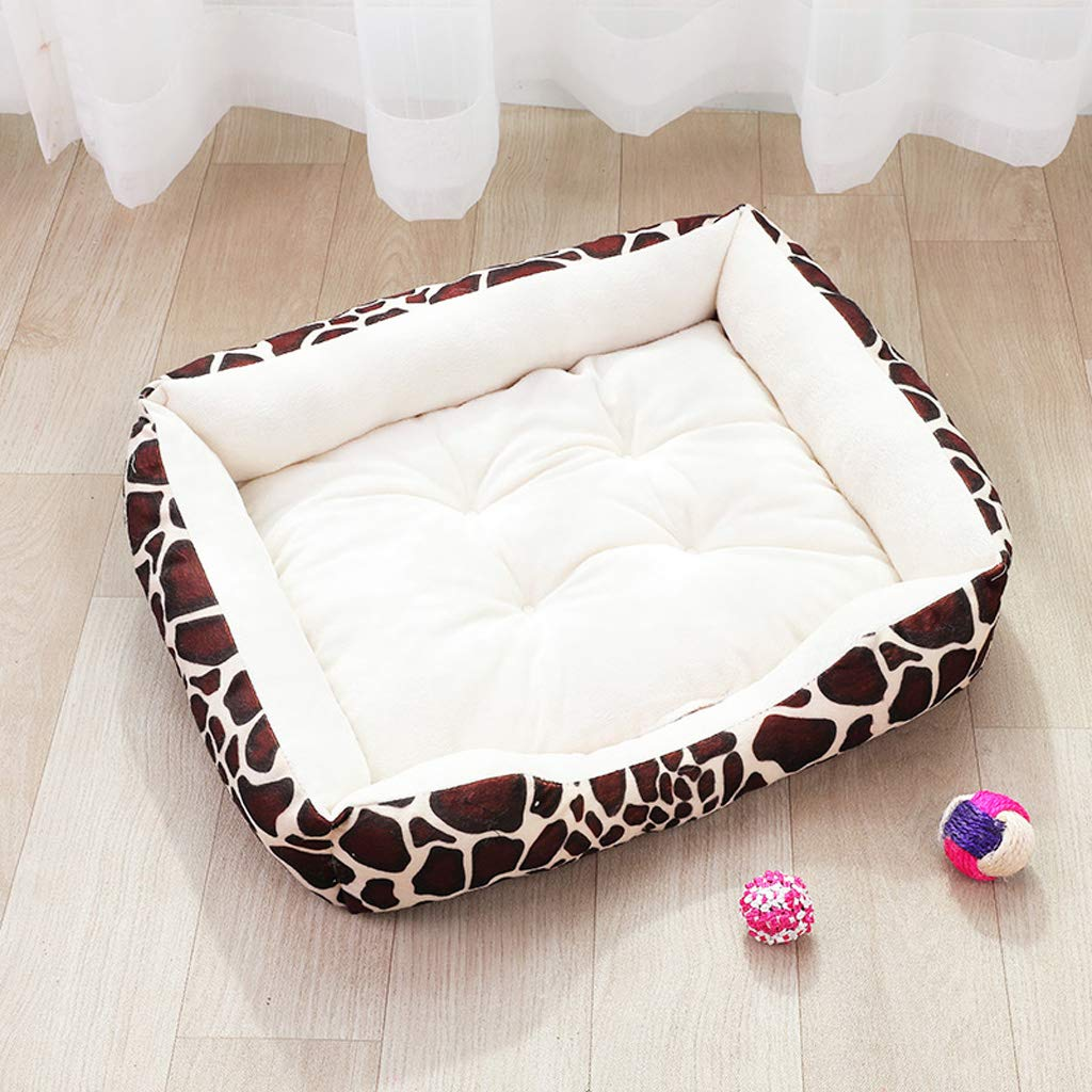 A 70cm A 70cm Kennel winter warm pet nest large dog cat litter dog mat dog house four seasons-70cm