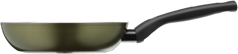 WMF 545204021 Permadur Element Sartén de Aluminio, Antiadherente, Apto para Todo Tipo de Cocinas Incluido Inducción, Exterior Resistente en Acero, 20 ...
