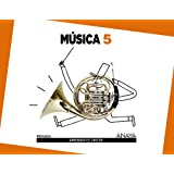 Música 5. (Aprender es crecer) - 9788467833744