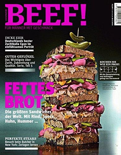 BEEF! - Für Männer mit Geschmack: Ausgabe 5/2016