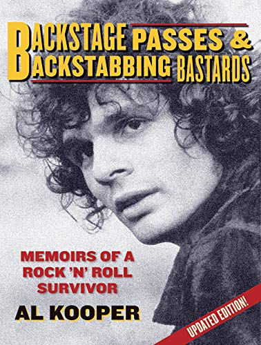 ackstabbing Bastards: Memoirs of a Rock 'N' Roll Survivor ()