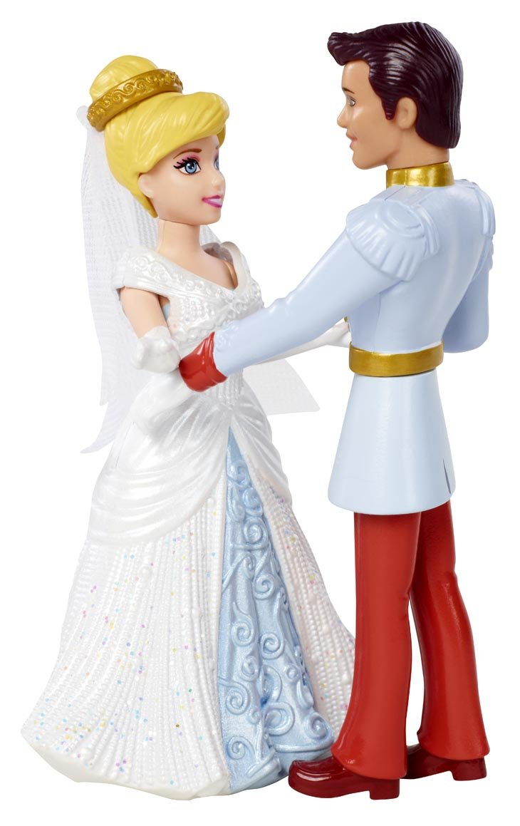 Amazon.com: Disney Princess Little Kingdom Magiclip Cinderella ...