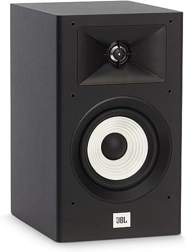 JBL Stage 130, 2-Way Dual 5.25 Woofers, 1 Alluminum Tweeter, Bookshelf Speaker