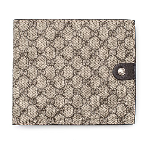 Gucci-Cocoa-Beige-Canvas-Leather-Wallet-Micro-Guccissima-334715