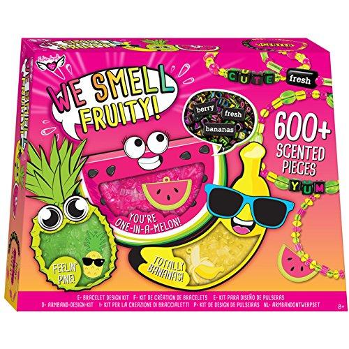 Fashion Angels We Smell Fruity Bracelet Kit Assorted 12156