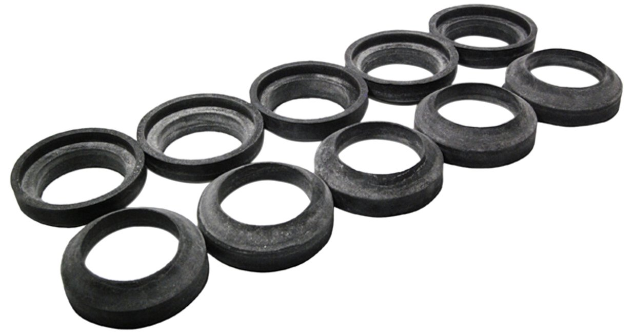 Toto THU131 10 Piece Tank to Bowl Gasket Set for CST Toilet