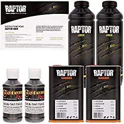 Image of the product U Pol Raptor Charcoal that is listed on the catalogue brand of U-Pol.