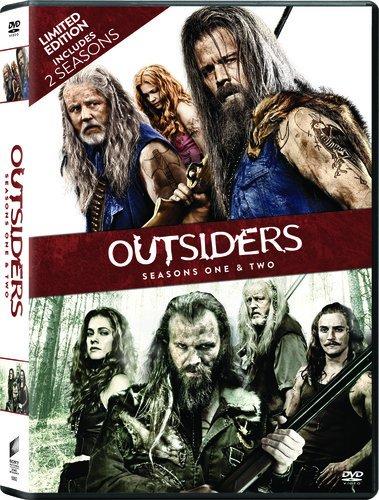 Outsiders - Season 01 / Outsiders - Season 02 - Set