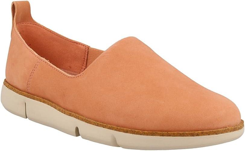 Clarks Tri Curve, Mocasines para Mujer: Amazon.es: Zapatos y ...