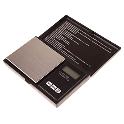 Kasstino High Precision Digital Milligram Scale 20 x 0.001g Reloading Jewelry and Gems Scale