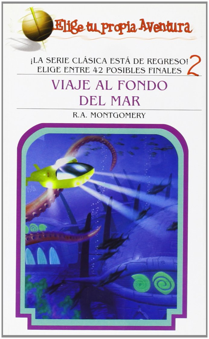 Viaje Al Fondo del Mar (Elige Tu Propia Aventura) (English and Spanish Edition) (Spanish) Paperback – March 1, 2009