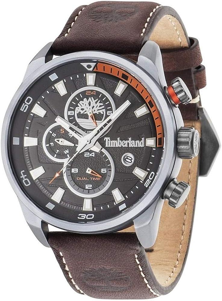 TIMBERLAND HENNIKER relojes hombre 14816JLU-02A