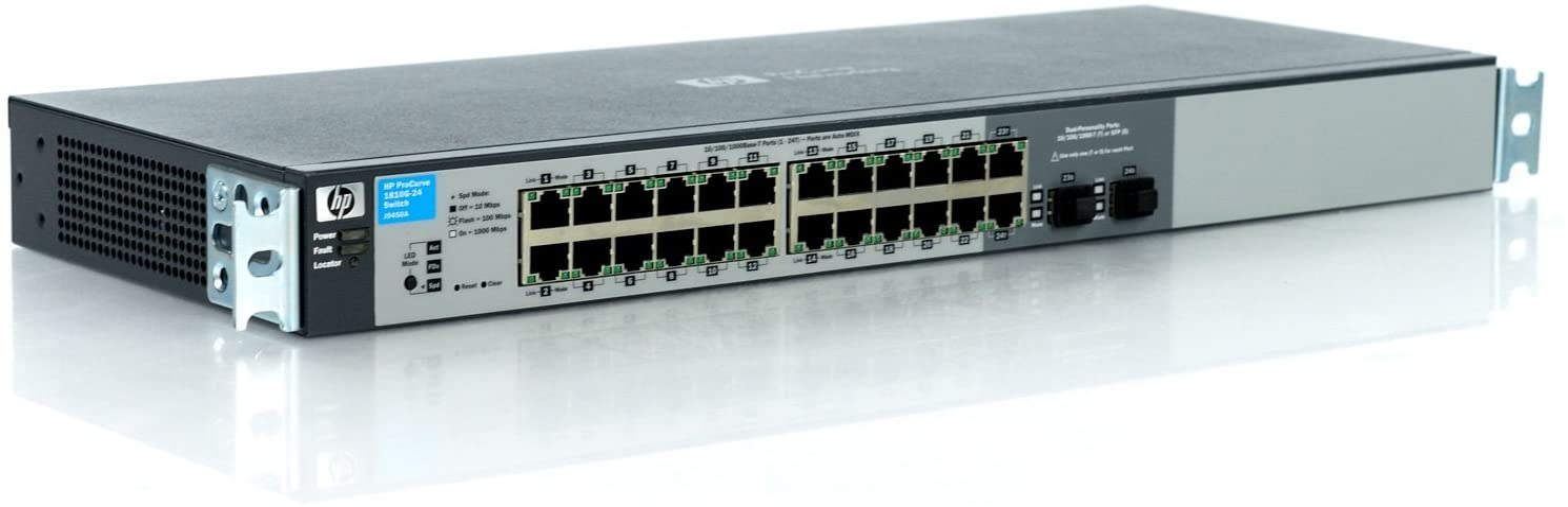 HP Procurve 1810G-24 Switch (J9450A)