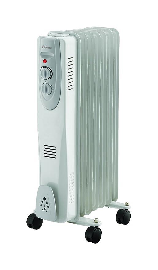 Prisma OH-1500 Calefacción 1500 W, Blanco