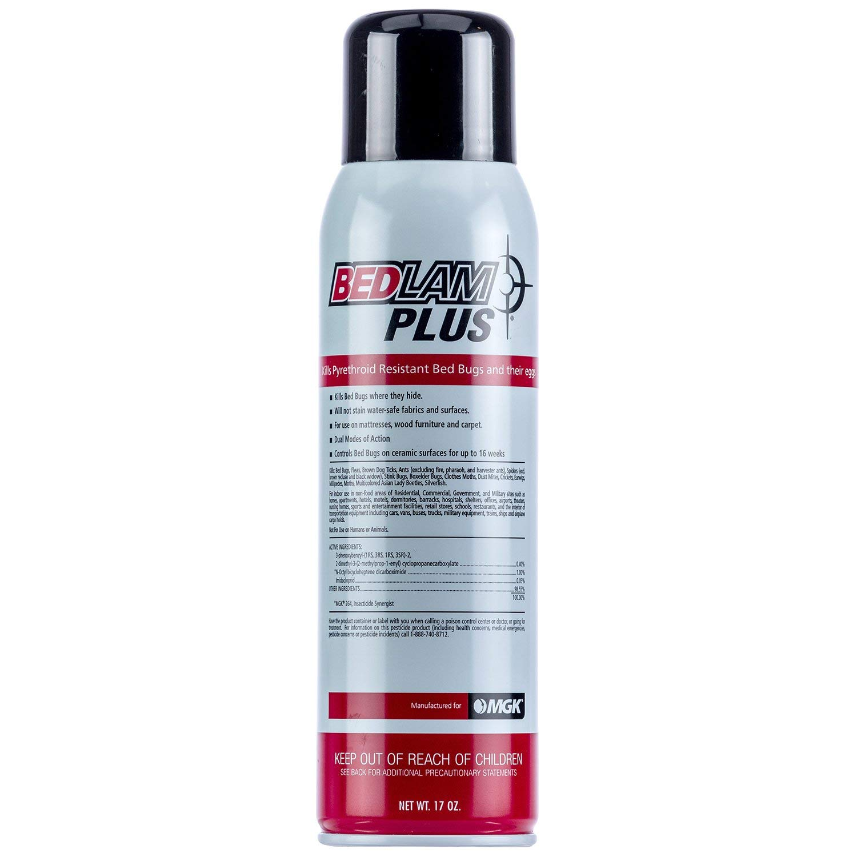 Bedlam Plus Bed Bug Aerosol, 1 can by MGK
