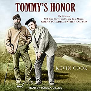 Tommy's Honor Audiobook