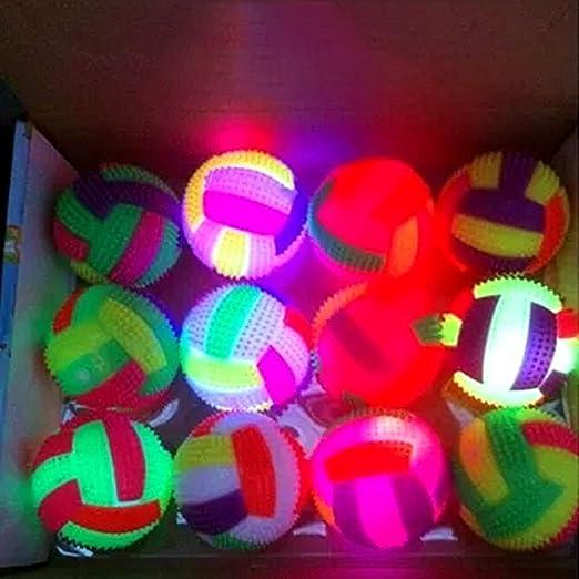 Ocamo - Pelotas de Juguete para niños con luz de Voleibol ...