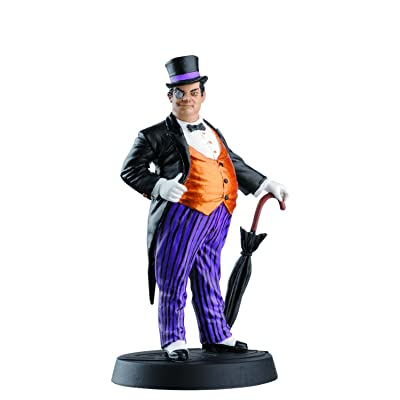 Eaglemoss DC Comics Super Hero Collection: The Penguin Figurine: Toys & Games