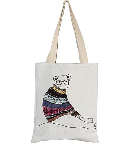 Bolsa de lona para la compra, bolsa de comestibles, bolsa de lona ...