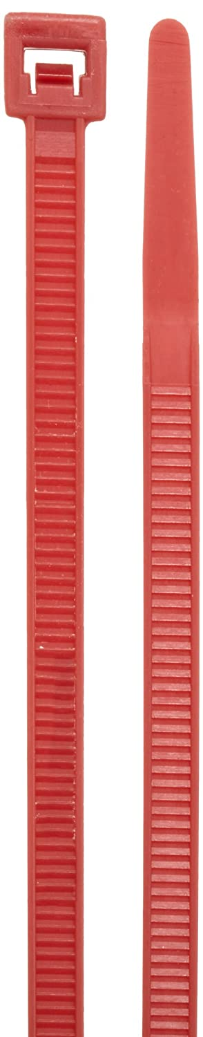 Morris Products 20986 Air Handling Cable Ties For Plenum Areas 14.8 Length 0.19 Width Tensile Strength 4.0 Max Bundle Diameter Pack of 100
