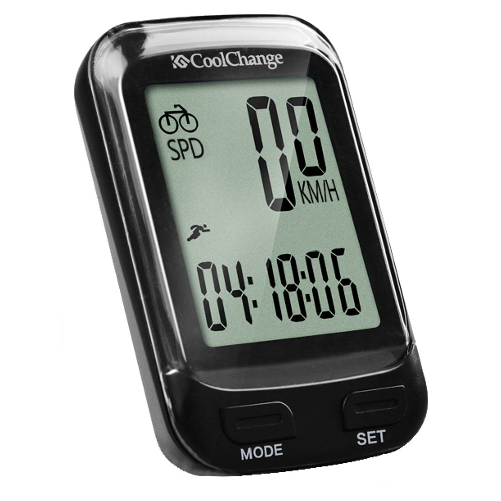 (Based in Toronto) MooseLand™ Wireless Bike Bicycle Cycling Computer Speedometer Odometer Odograph Cyclocomputer GadgetsMaster