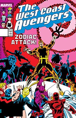 Amazon.com: Avengers West Coast (1985-1994) #26 eBook: Steve ...